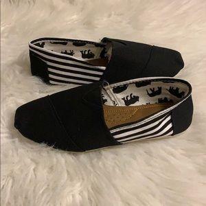 🖤🤍 TUNIX Espadrilles Shoe NWOT
